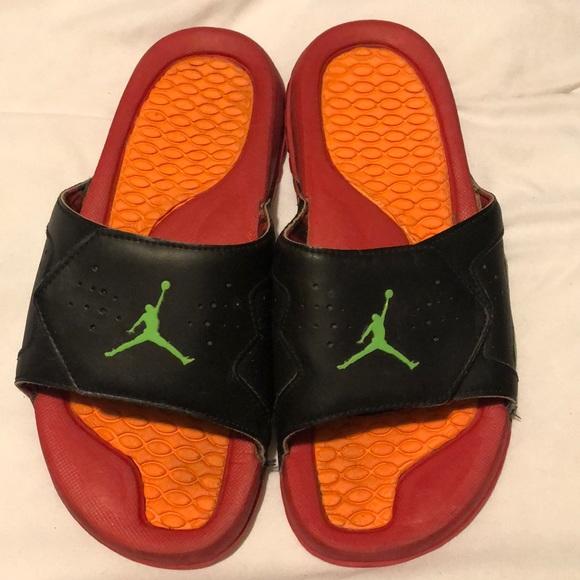 865a04d0c Jordan Other - Unisex Jordan slides. Size 7y